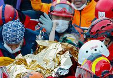 Rescatan con vida a niña de 3 años que pasó 65 horas bajo los escombros del terremoto en Turquía