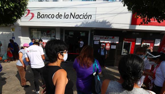 Sepa aquí todos los detalles sobre el cobro del Bono Yanapay de S/ 350. (Foto: Hugo Curotto / GEC)