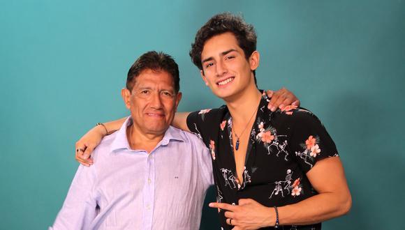 Emilio Osorio es hijo de Niurka Marcos y Juan Osorio (Foto: Emilio Osorio/ Instagram)