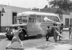 Los carnavales de antes: así era la fiesta prohibida con agua, talco y betún
