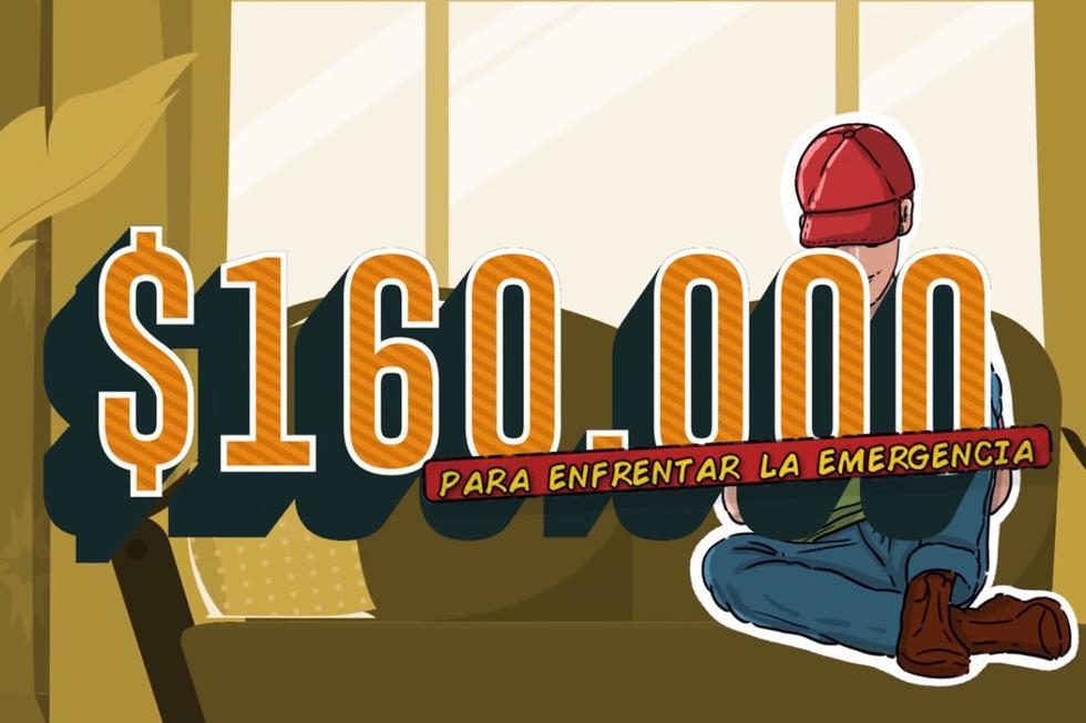 Una suma de 160.000 pesos es la que está entregando el Gobierno colombiano a las familias más vulnerables del país (Foto: DNP)