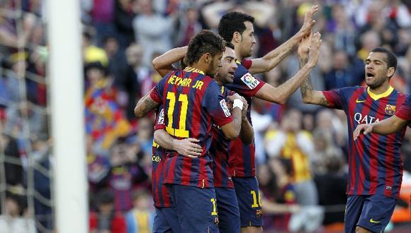 Barcelona presentaría este once ante el Atlético por Champions