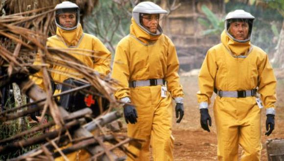 """Escena de """"Epidemia"""". (Foto: Difusión)"""