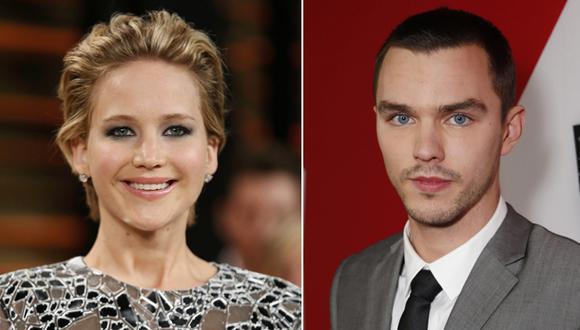 """""""Estar con Jennifer Lawrence es como ser un espectador"""""""