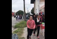 Asesinan a maestra durante desfile por aniversario de la Revolución Mexicana