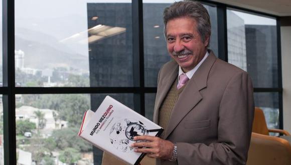 Para Quezada Macchiavello, la obra de Quino nos ayuda a reflexionar sobre el poder, la angustia y la muerte. (Foto: Cortesía/ U. de Lima)