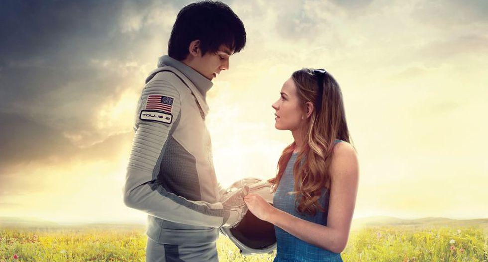 """""""El espacio entre nosotros"""": un marciano se enamora - 1"""