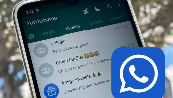 Conoce todos los detalles de WhatsApp Plus 2022 que viene recargado. (Foto: MAG)