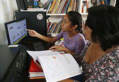 """""""Aprendo en casa"""": programación que emitirán canales privados será al inicio para alumnos de quinto de secundaria"""
