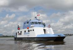 Loreto: embarcación del Senasa recorrerá cuenca del río Ucayali para atender a productores de comunidades nativas