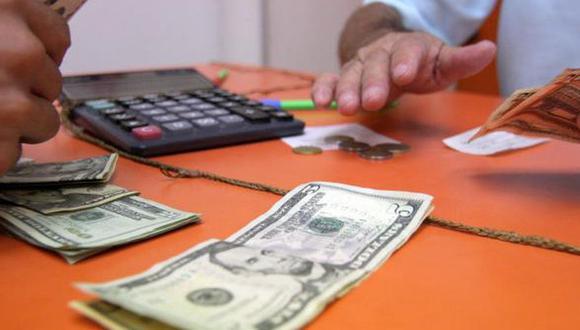 El dólar se vendía a S/3,565 en las casas de cambio este miércoles. (Foto: GEC)