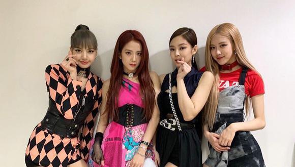 BLACKPINK es una de las agrupaciones más importantes de Corea del Sur. (Fotos: Instagram)