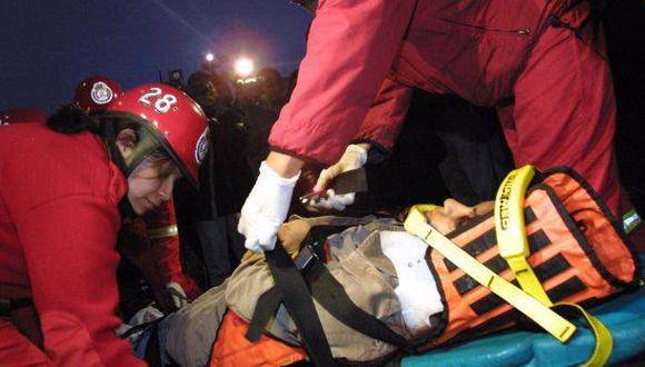 Ingeniero y policía fallecen en accidentes en Chiclayo y Cusco