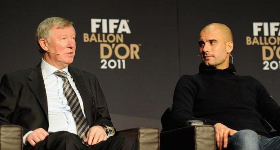 Alex Ferguson quiso a Pep Guardiola como su sucesor  - 1
