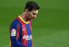 Cataluña abrió expediente por reunión en casa de 'Leo' Messi con compañeros de Barcelona