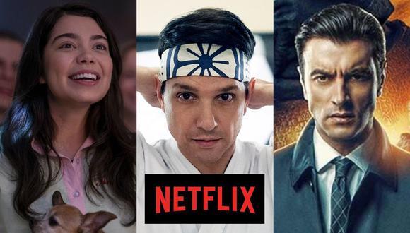 """El ingreso de """"Cobra Kai"""" a Netflix es la gran sorpresa del día, aunque no la única (Foto: Netflix)"""