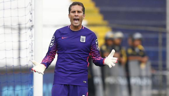 Alianza Lima: Leao Butrón y la anécdota del día que pudo jugar por Universitario de Deportes   VIDEO. (Foto: USI)