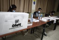 Elecciones 2021: ¿Cuándo se realizará la segunda vuelta en el Perú?