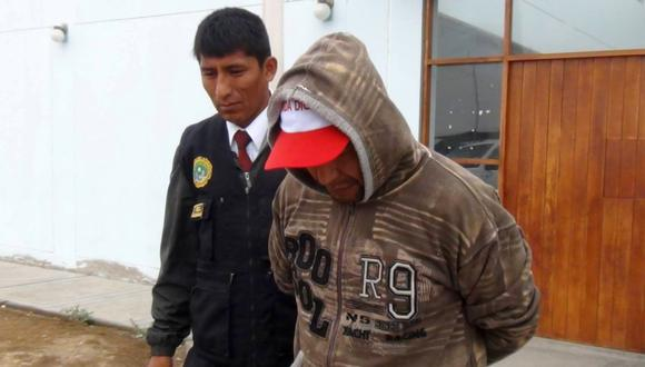 La policía especializada en delitos de alta tecnología seguía los pasos de Víctor Pocco desde hace cinco meses. (Foto: Ernesto Suárez)