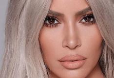 Kim Kardashian luce impresionante vestido de 'oro' y causa revuelo en redes | VIDEO