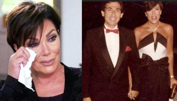 En una reciente entrevista, Kris Jenner mencionó que nunca se perdonaría el haberle sido infiel a Robert Kardashian.