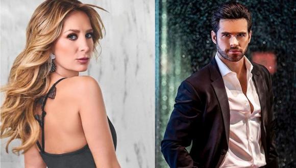Geradine Bazán ha salido al frente y aclara la relación que tiene con Eleazar Gómez (Foto: Instagram / Geraldine Bazán / Eleazar Gómez)