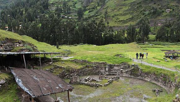 Ministerio de Cultura reconocerá a tres importantes arqueólogos