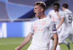 """""""Hubiésemos podido marcar más goles"""": la conclusión de Kimmich tras la goleada"""