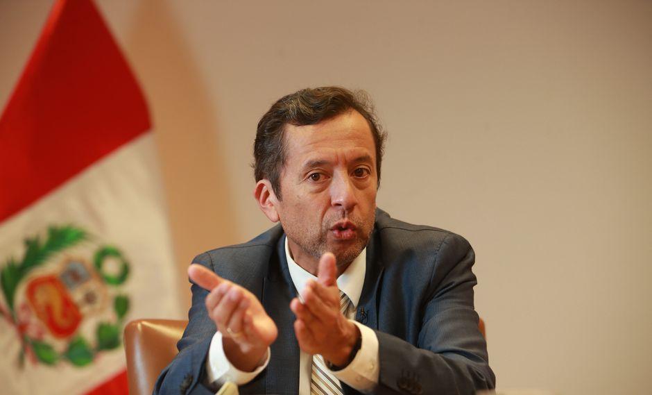 David Tuesta, ministro de Economía
