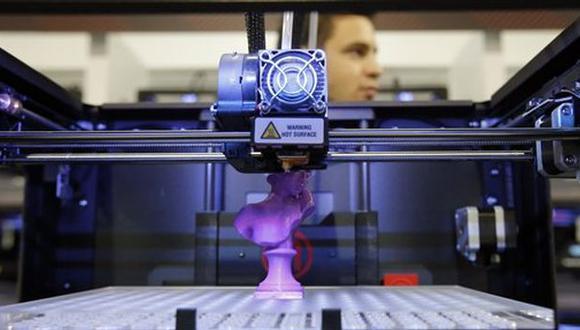 Las impresoras 3D han comenzado a tener utilidad científica en los últimos años. (Foto: AP)