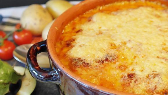 Platos de pasta, verduras o patatas quedan aún más exquisitos con gratinado. (Foto: Pixabay)