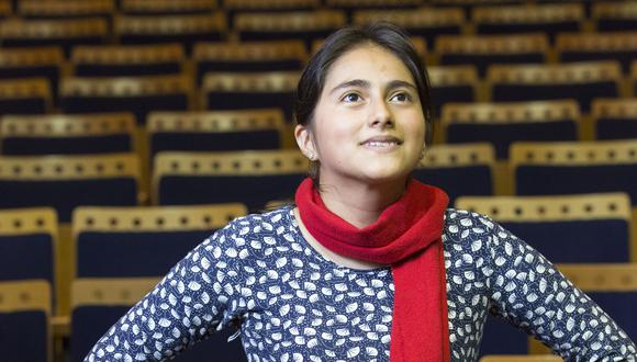 Mariel García protagoniza obra y responde el Test de Proust de Somos. (Foto: Gran Teatro Nacional)