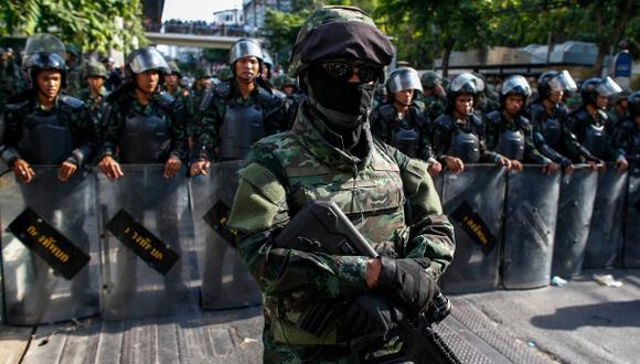Golpe de Estado en Tailandia: Junta militar disolvió el Senado
