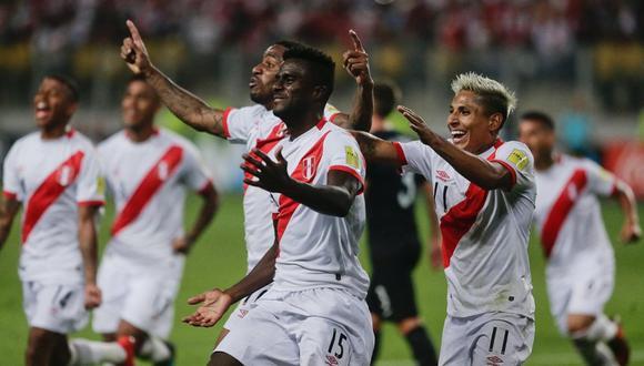 La selección peruana sumó 26 puntos para llegar a la repesca contra Nueva Zelanda y, luego, conseguir el principal objetivo de Ricardo Gareca: la clasificación al Mundial Rusia 2018. (Foto: El Comercio)