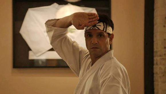 """Cobra Kai"" es una serie estadounidense de 2018, basada en la franquicia de The Karate Kid, historia creada por Robert Mark Kamen (Foto: Netflix)"