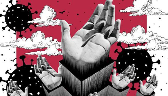 """""""En esta pandemia sin precedentes hay precedentes que nos pueden ser muy útiles"""". (Ilustración: Giovanni Tazza)"""