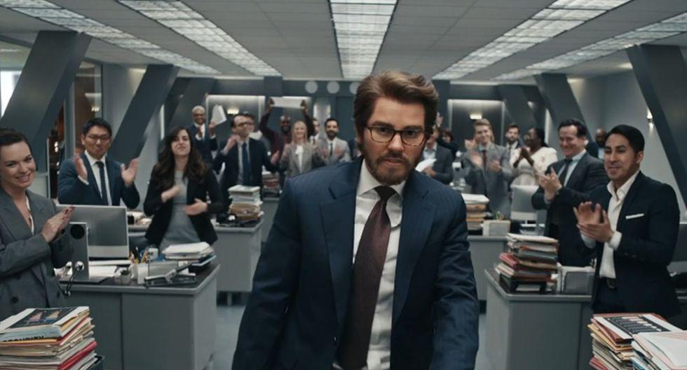 """Taylor Swift en una escena de su nuevo  videoclip """"The man"""""""