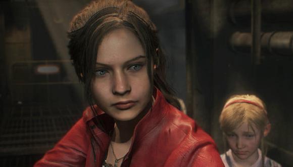 Kaya Scodelario será la encargada de interpretar a Claire Redfield (Foto: Capcom/Resident Evil 2)