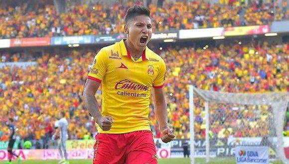 Raúl Ruidíaz anotó gol agónico que salvó del descenso a Morelia