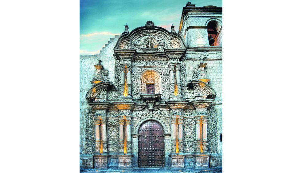 La Iglesia de la Compañía se ubica en la esquina Moral con Álvarez Tomas. (Foto: Getty Images)