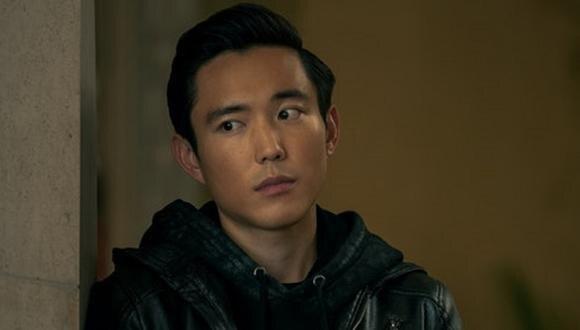 """El fantasma de Ben se sacrificó y se despidió en la segunda temporada de """"The Umbrella Academy"""" (Foto: Netflix)"""