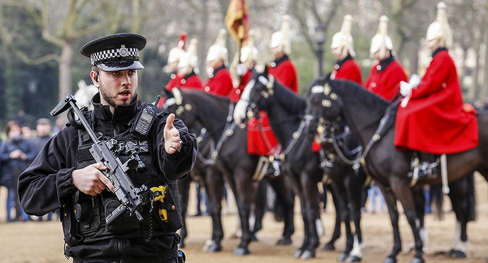 Calma en Londres al día siguiente del ataque terrorista - 4