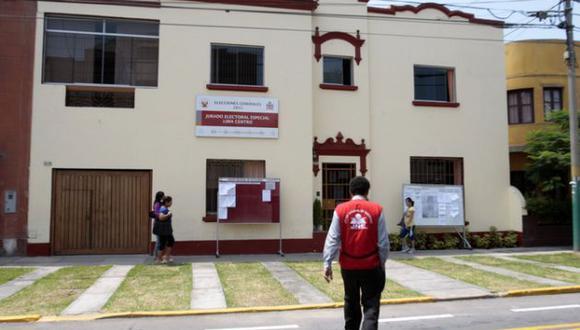 Labor de los JEE será verificar si los candidatos inscritos y las listas cumplen con los requisitos determinados por ley. (Foto: Andina)