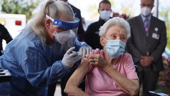 Coronavirus en Florida, Estados Unidos | Últimas noticias | Último minuto: reporte de infectados y muertos hoy, sábado 19 de diciembre | Joe Raedle/Getty Images/AFP