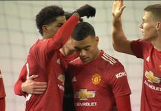 Manchester United vs. Liverpool: Mason Greenwood puso el 1-1 en choque por la FA Cup | VIDEO