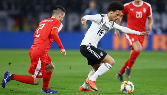 Alemania vs. Serbia EN VIVO ONLINE | VER AQUÍ juegan HOY (2:45 pm. EN VIVO ONLINE vía DirecTV Sports) por partido amistoso internacional. (Foto: AP)
