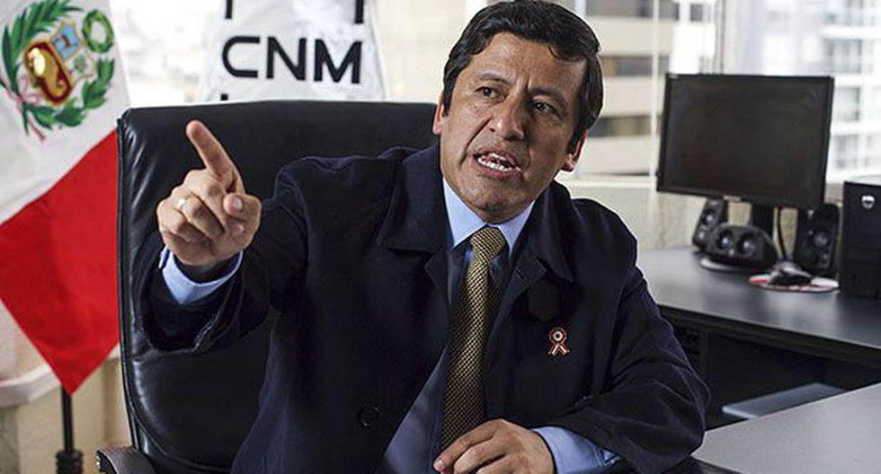 """Aguila: """"Decir que se va a disolver el CNM es antidemocrático"""""""