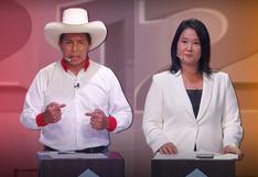 Debate presidencial del JNE: ¿Cuándo y cómo será el evento entre Pedro Castillo y Keiko Fujimori?