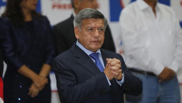 César Acuña fue involucrado en el caso de Los Cuellos Blancos del Puerto por un testigo protegido. (Foto: GEC)