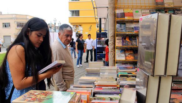 La Feria del Libro de Magdalena buscará que el ecosistema literario retome una nueva dinámica pospandemia. Tendrá lugar entre el 22 de junio y el 4 de julio en la Plaza Túpac Amaru. (Foto: Cristina Aguilar/GEC)